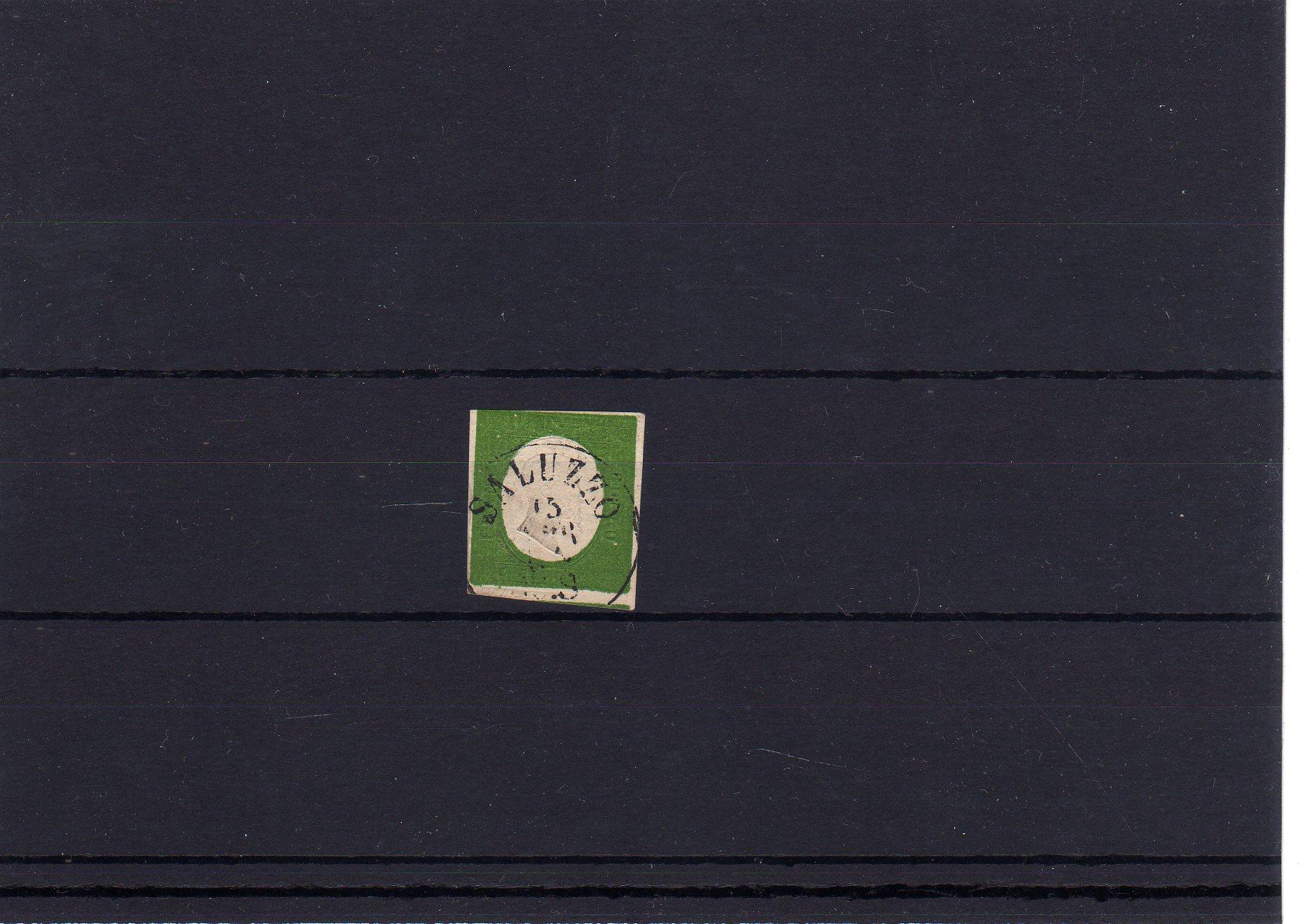 Lot 1066 - Italy sardinia -  Georg Bühler Briefmarken Auktionen GmbH 27th mail bid auction