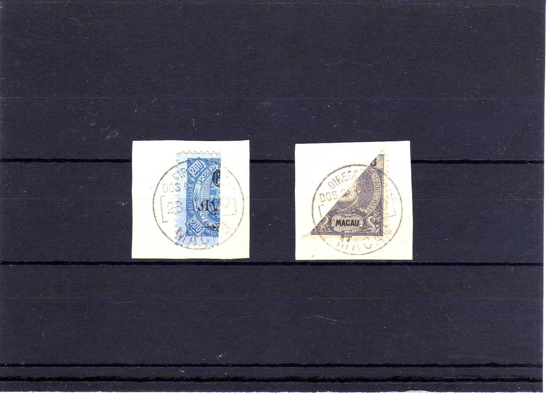 Macao Briefmarken Briefmarken Macau