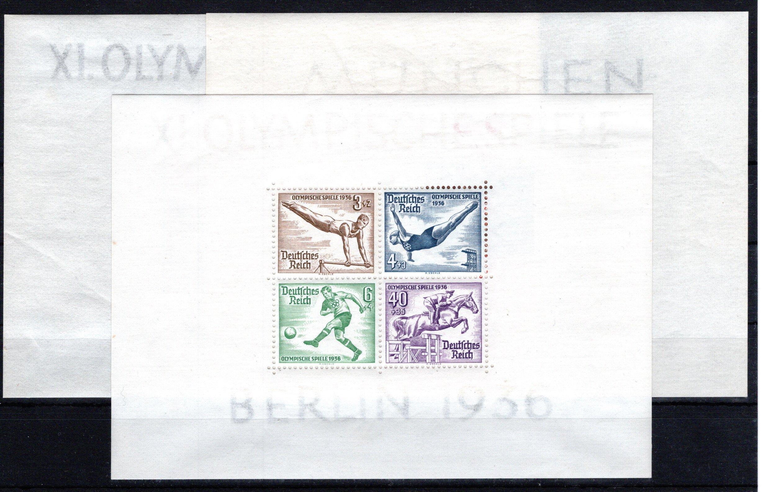 Lot 3809 - germany Memel (Klaipeda) -  Georg Bühler Briefmarken Auktionen 26th mail bid auction