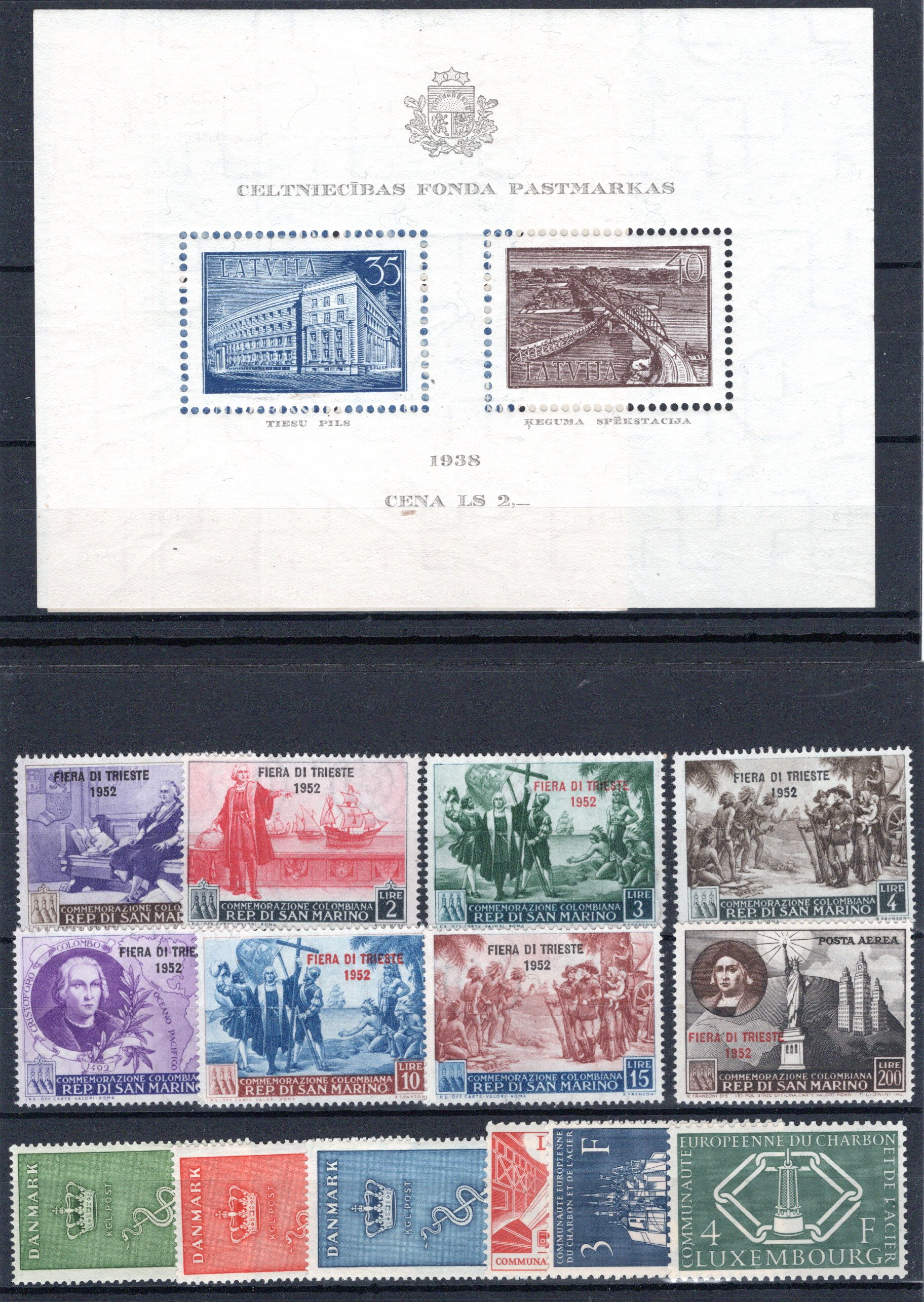 Lot 1663 - europe San Marino -  Georg Bühler Briefmarken Auktionen GmbH Auktion 333