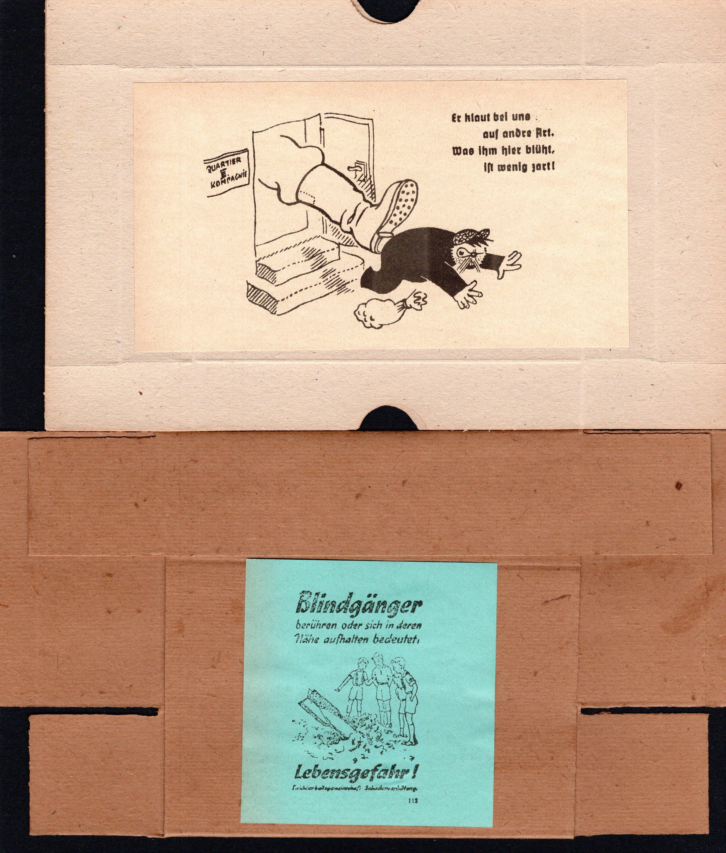 Lot 4113 - germany Field post WWII -  Georg Bühler Briefmarken Auktionen 26th mail bid auction